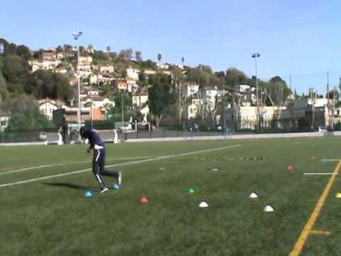 Aliou Sow Preparateur Physique Seance 1 Atelier Sans Ballon Youtube