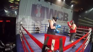 Ultra White Collar Boxing | Sunderland | Leon Page VS Alex Hutchinson