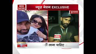 News Nation Exclusive| Mohammed Shami OPENS up ...