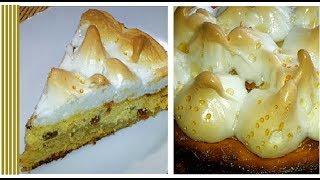 """Творожный пирог с изюмом ⫷◆⫸ """"Слёзы ангела"""""""