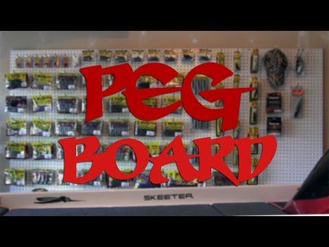 Peg Board Build