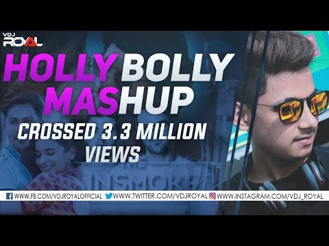 The Bollywood And Hollywood Romantic Mashup 2017 | VDJ ROYAL |