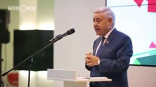 Фарид Мухаметшин на «Полизаводе»  «Цель договора   разгрузить федеральный центр»