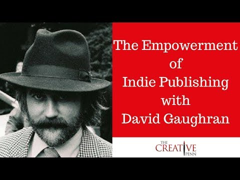 The Empowerment Of Indie Publishing With David Gaughran