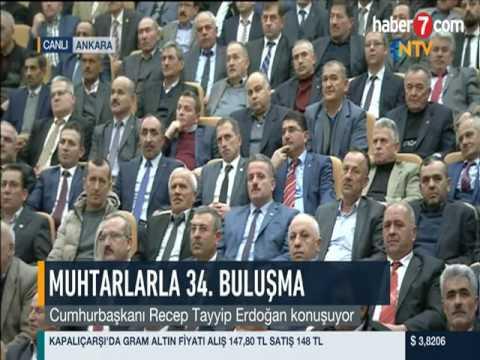 Erdoğan'dan sert tepki: Herkes haddini bilecek! -VİDEO