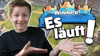 Let's Play CLASH ROYALE - Siegsträhne?! Max Apps