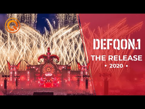 Defqon.1 Weekend Festival 2020   The Release