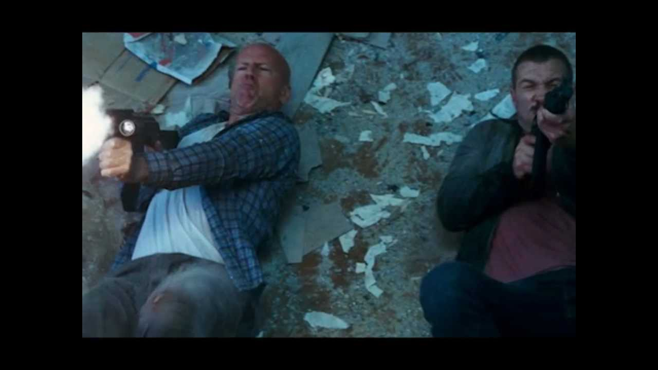 Download Bruce Willis | A Good Day to Die Hard (2013) Music Video Tribute
