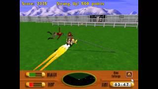 Rocket Jockey - LAWN HOOK ATTACK xD