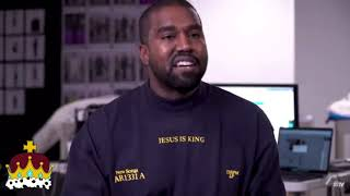 Kanye West Interview - Jesus Is King