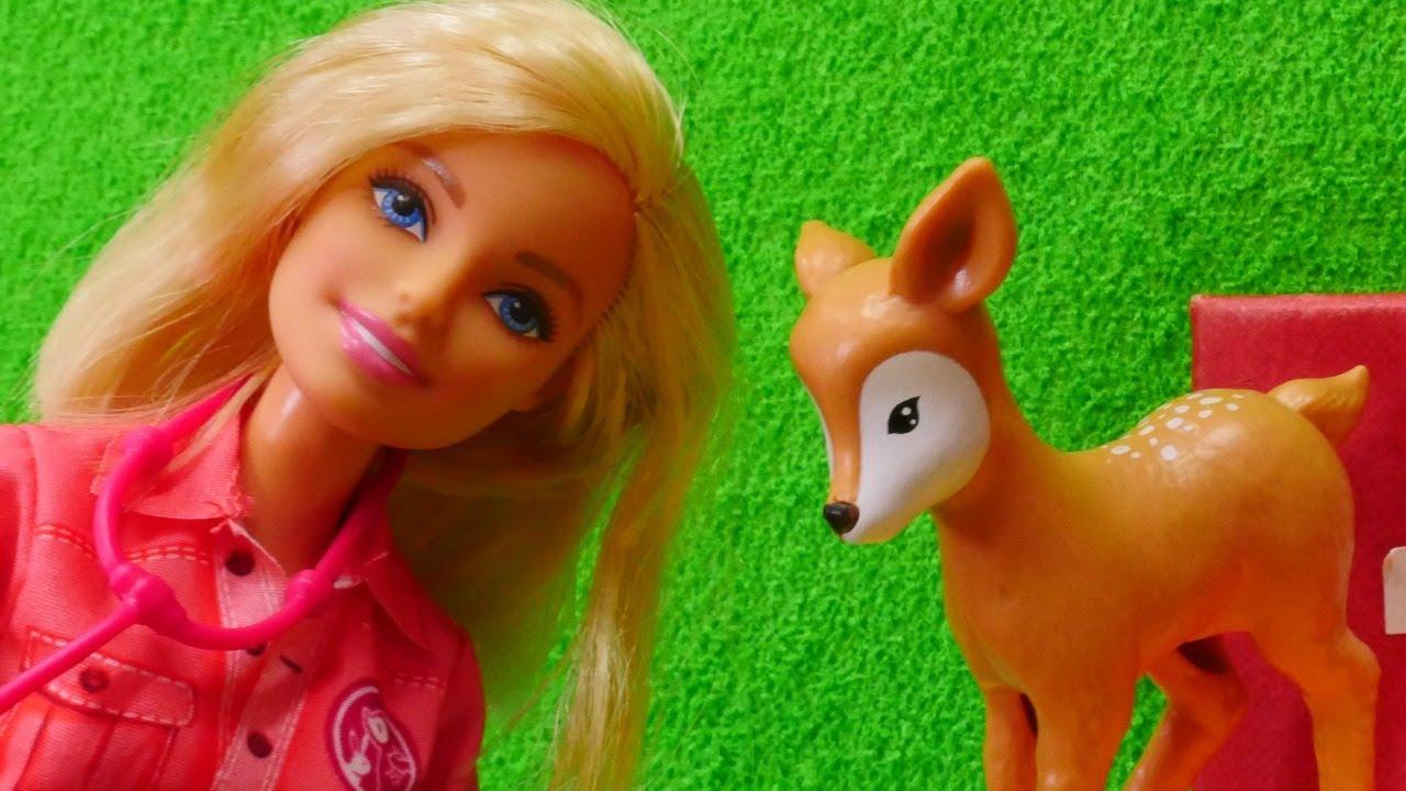 Barbie Tiere