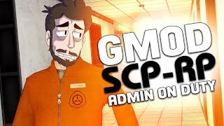 I'M AN ADMIN - SCP RP EDITION