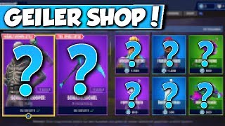 ❌SKULL TROOPER SKINS in SHOP!! 😱 - NEW OBJECT SHOP in FORTNITE is DA!!