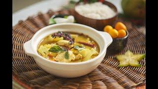 Sutharos Organic Thai Yellow Curry Meal Kit