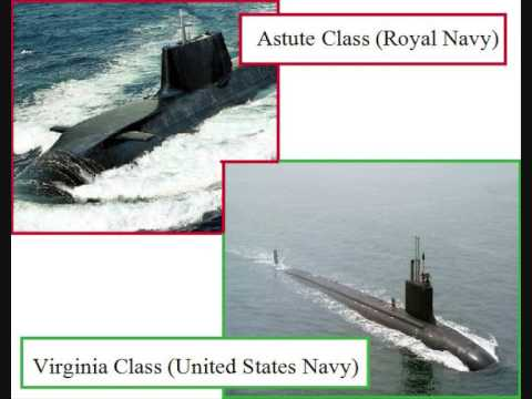 Astute Class vs. Virginia Class