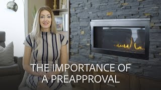 The Importance of Pre approvals