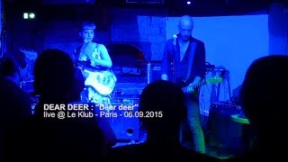 "DEAR DEER : ""Dear deer"" https://deardeerfr.bandcamp.com/ Recorded l..."