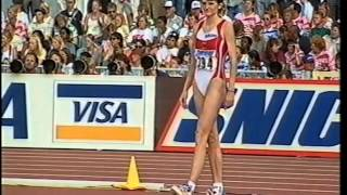 World Championships in Athletics 1995 - Women