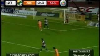Jaguares vs Chivas Clausura 2009 Jornada 9 2 0