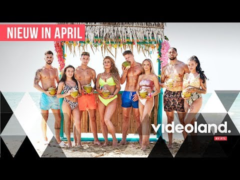 Nieuw In April: MTV's Ex On The Beach: Double Dutch S6, Amira En Gemmeker