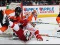 Philadelphia Flyers vs Detroit Red Wings, 20 december 2017