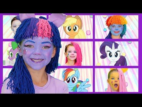 My Little Pony | Finger Family Songs