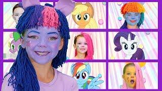 My Little Pony   Finger Family Songs