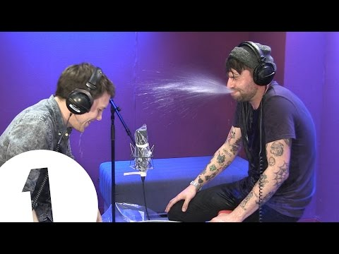 Mike Duce from Lower Than Atlantis plays Innuendo Bingo