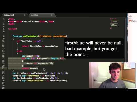 JavaScript Basic Functions