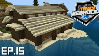 Truly Bedrock s0e15: Detailing the barn