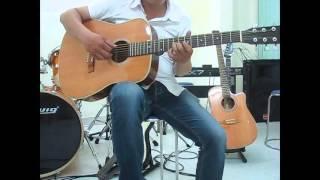 [GUITAR STORE]A10 - Giot Suong va Chiec La