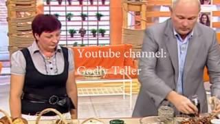 видео как солить грибы