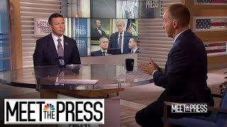 Full McAleenan: ICE Raids 'Done With Sensitivity' | Meet The Press | NBC News