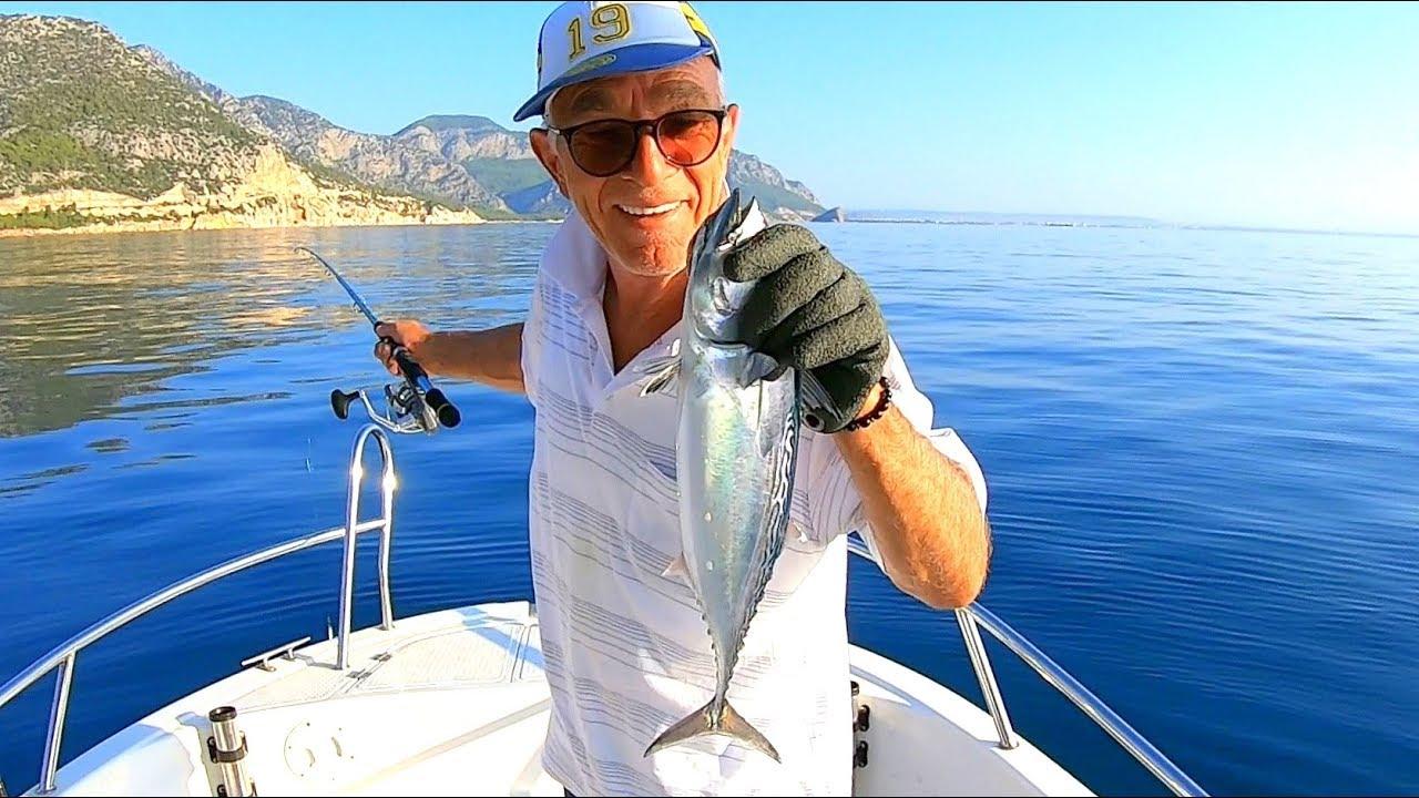 Önce Dev Balıklar İçin Yem Yakaladık Sonra Olanlar Oldu !!