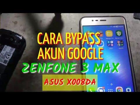 How Remove FRP ASUS Zenfone 3 Max - ASUS_X008D NUGAT 7 - YouTube