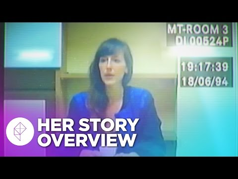Her Story is true crime made personal