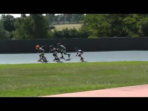 ESNanterre   Champ  Ile de France Piste 2017 Longjumeau 5