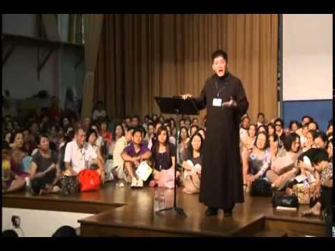 Hội thảo về Tràng Chuỗi Mân Côi - Lm Nguyễn Thiết Thắng, OSB