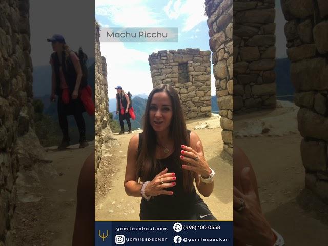 Yamile Zahoul - Machu Picchu 2