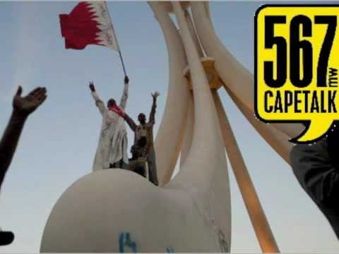 CapeTalk Radio: The Arab Spring arrives in Bahrain