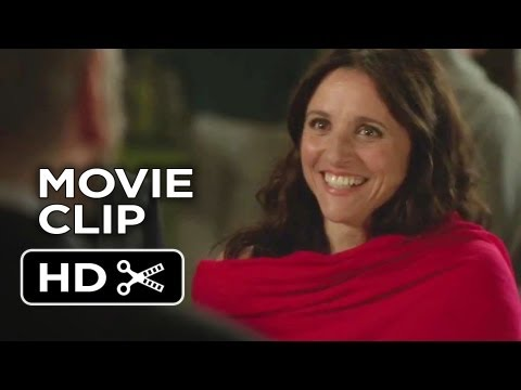 Enough Said Movie CLIP - Party Scene (2013) - Julia Louis-Dreyfus Movie HD