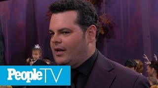 Josh Gad: Olaf Comes Out At Home When He's 'Surrounded By The Love Of My Little Ladies'   PeopleTV