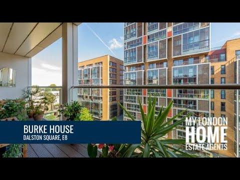 Burke House, Dalston Square, E8 - 2 Bedroom Apartment For Sale
