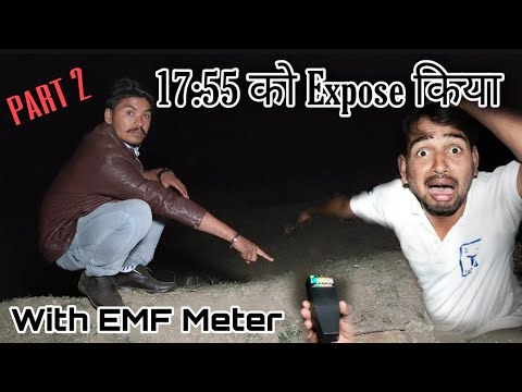 Download Ghost Challenge By Mr. Indian Hacker | 17:55 का खुलासा किया | Real Investigation With EMF Meter RkR