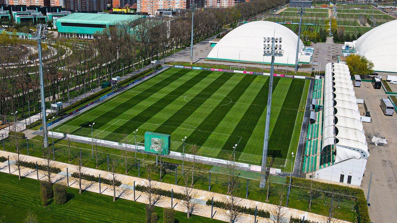 Академия ФК «Краснодар» прощается со стадионом