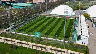 Академия ФК Краснодар прощается со стадионом