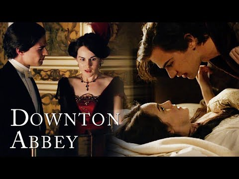 Mr. Pamuk Gets Close To Mary | Downton Abbey