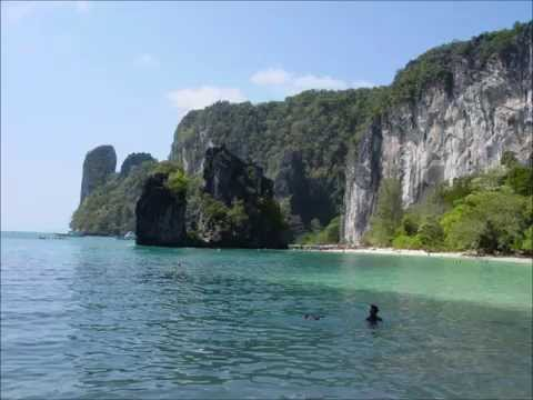 Andaman Sea Thai islands