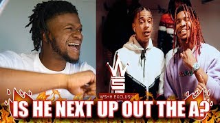 "Lil Mexico - ""Act Up"" feat. Lil Keed (Official Music Video - WSHH Exclusive) REACTION"