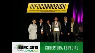 SSPC2018 - Reconocimiento Internacional a Capítulo SSPC Panamá
